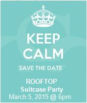 Keep Calm SaveDate