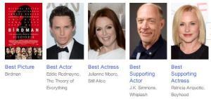 2015 Oscars