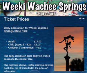 WeekiWachee SUMMER