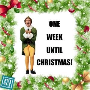 1 Week Christmas