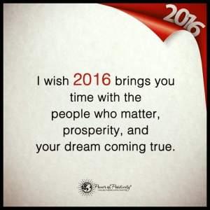 2016 NY Wish