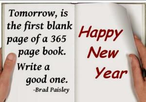 2016 Blank Page